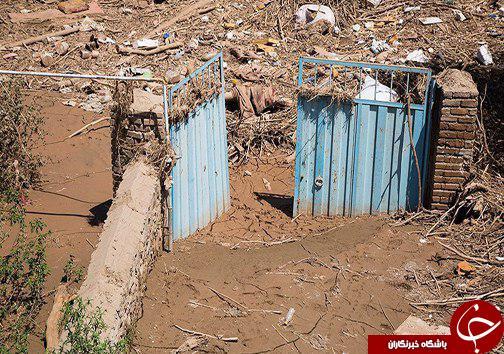 آخرین اخبار از مناطق سیلزده دوشنبه ۲۶ فروردین ماه
