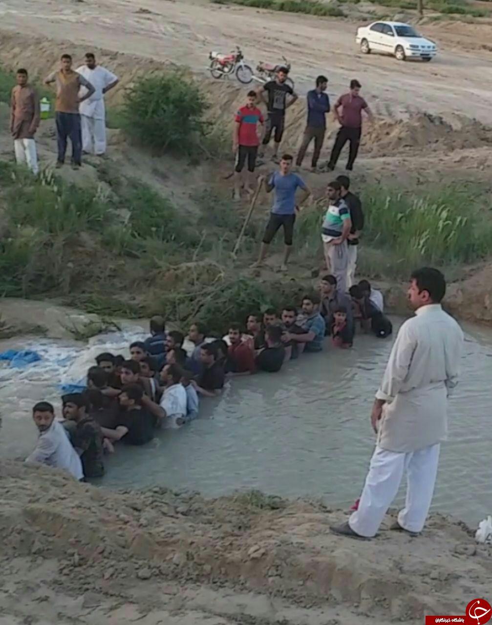آخرین اخبار از مناطق سیلزده دوشنبه ۲۶ فروردین ماه/جاده پلدختر - اندیمشک مسدود شد+فیلم و تصاویر