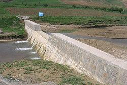 اجرای یک میلیون و ۱۴۴ هزار متر مکعب عملیاتهای آبخیز داری و آبخوان داری در استان ایلام