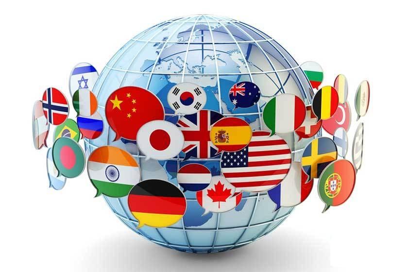 مردم آمریکا به چه زبانی صحبت میکنند؟