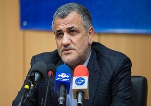 کاظمی/ سومین کاروان ماشین آلات سنگین شهرداری به خوزستان و لرستان ارسال شد