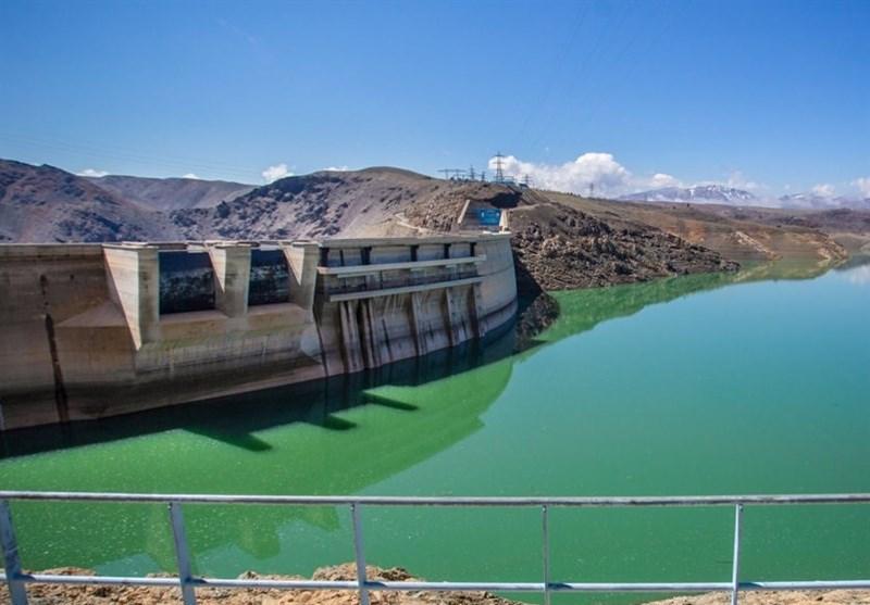 افزایش ۶۲ درصدی حجم مخازن سدها نسبت به سال گذشته/۷۶ درصد مخازن سدهای کشور پر است