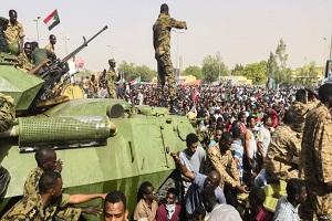 انتخاب رئیس جدید ستاد مشترک ارتش سودان