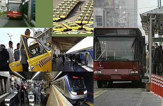 پاینده//افزایش حداکثری کرایه حمل و نقل عمومی در سال 98