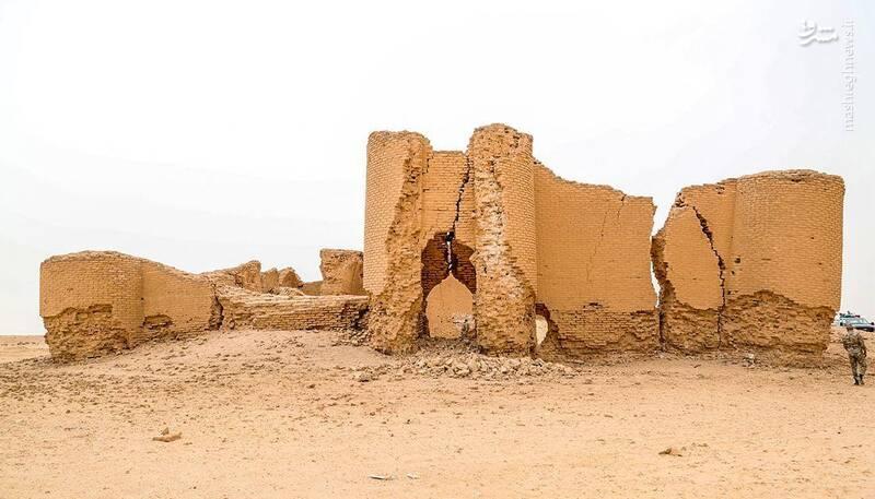 تصویری از منزلگاه امام حسین (ع) از مکه تا کربلا