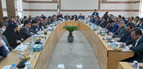 بررسی رونق تولید در جلسه ستاد اقتصاد مقاومتی استان مرکزی