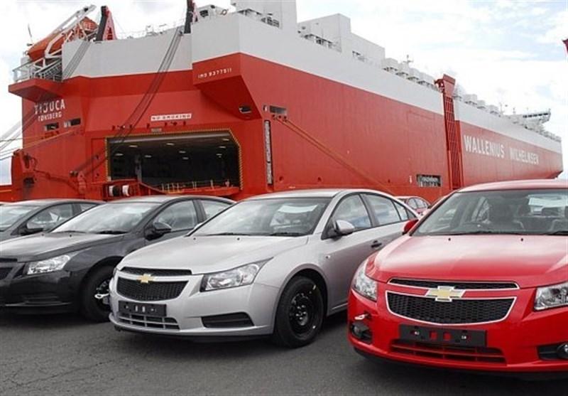 مکاتبات وزارت صنعت با گمرک در مورد ترخیص خودروها
