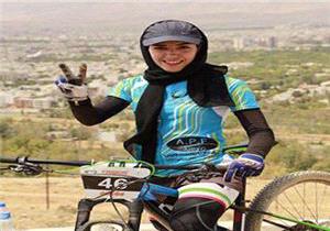 موفقیت دوچرخهسوار شیرازی در کسب 8 امتیاز سهمیه المپیک