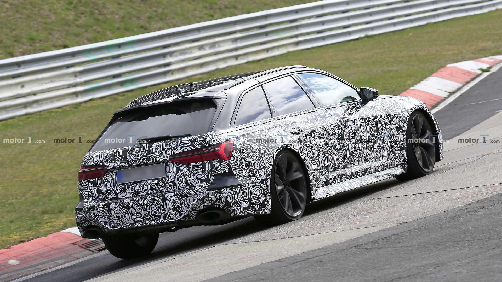 رئیس آئودی عرضه مدل RS6 Avant را برای بازار آمریکا تایید کرد