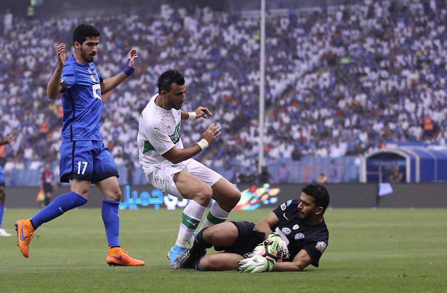 پیروزی الهلال مقابل الاهلی در جام زاید عربستان