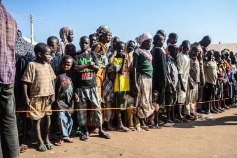 ۱۴ کشته بر اثر درگیری در اردوگاه آوارگان در دارفور سودان