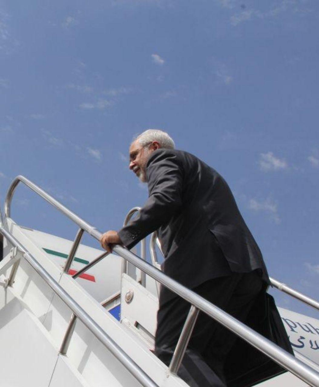 ظریف به سوریه و ترکیه می رود