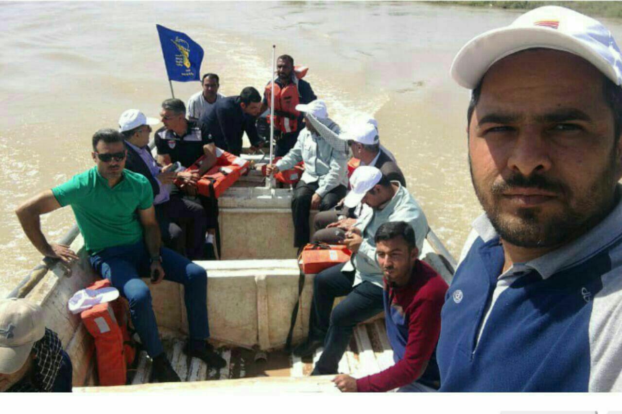 آخرین اخبار از مناطق سیلزده سه شنبه ۲۷ فروردین ماه / وسایل سرمایشی نیاز ضروری اردوگاه های سیل زدگان خوزستان + تصاویر