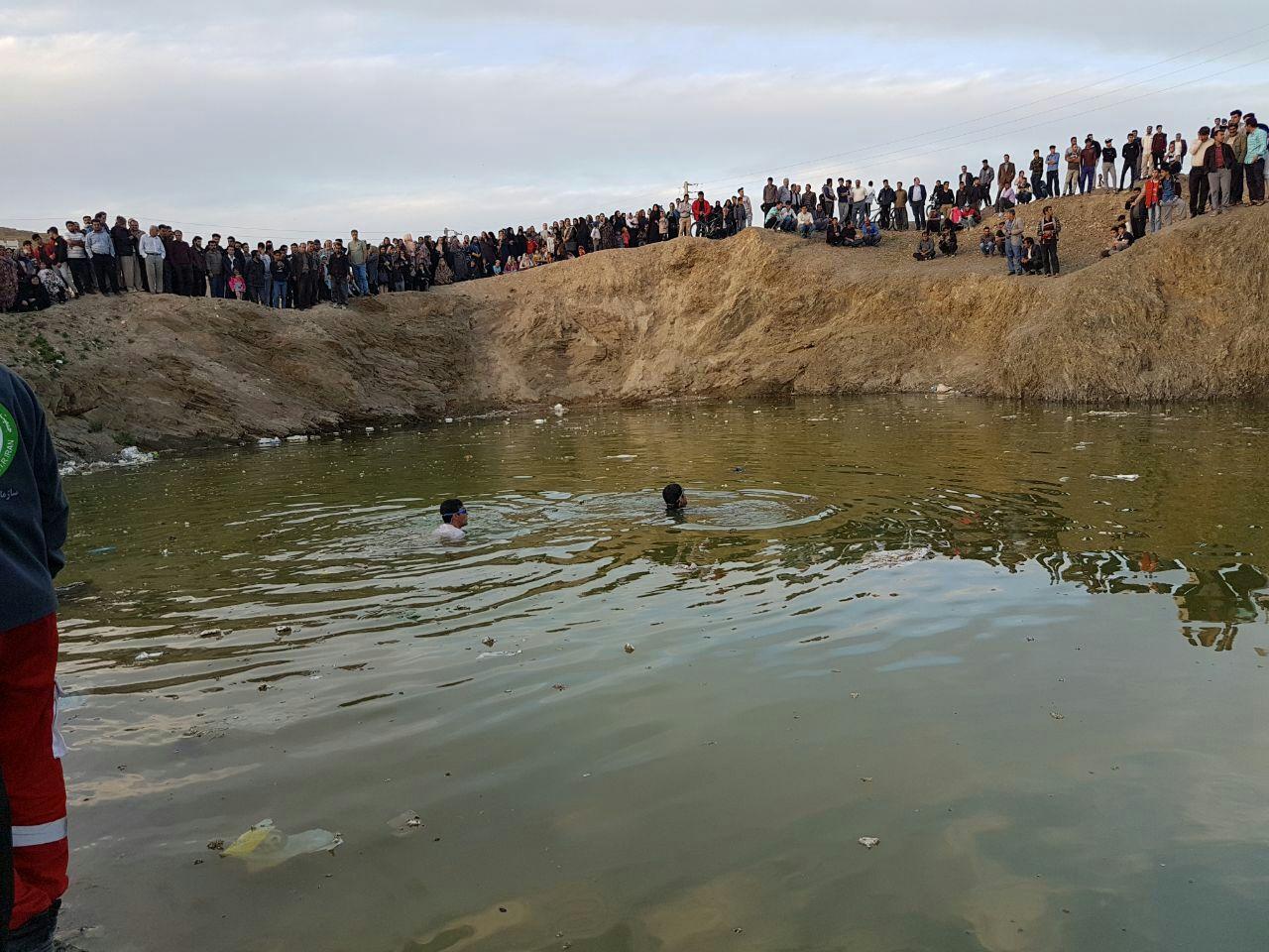مرگ دلخراش کودک یازده ساله در گودال آب