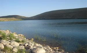 بارندگیهای اخیر نجات بخش دریاچه بزنگان شد