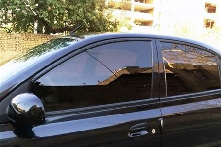 برخورد با خودروهای شیشه دودی فاقد پلاک و پلاک مخدوش