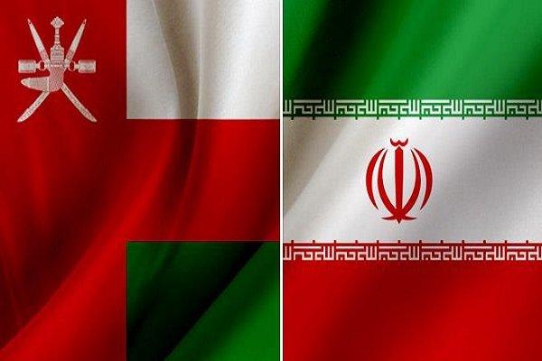 دیدار هیئت عالی رتبه نظامی ایران با رئیس مجلس عمان