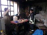باشگاه خبرنگاران - آتش سوزی جان نگهبان را در فرهادگرد فریمان گرفت