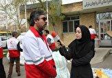 باشگاه خبرنگاران - ارسال کمکهای مردمی وجمعیت هلال احمراستان به سیل زدگان