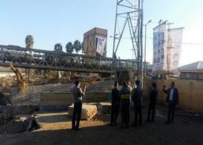 دستور وزیر ارتباطات برای تسریع بازسازی ساختمانهای پست مناطق سیل زده