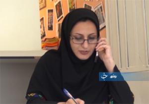 زن کارآفرینی که برای زمینههای مختلف، برای زنان بوشهری اشتغال ایجاد میکند + فیلم