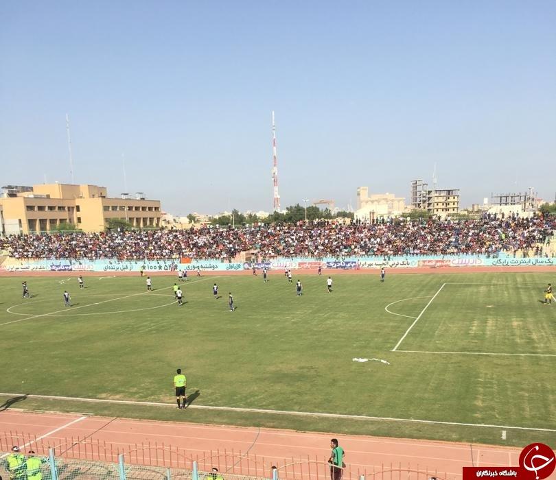 تیزپروازان شاهین بوشهر به لیگ برتر نزدیک و نزدیکتر شدند