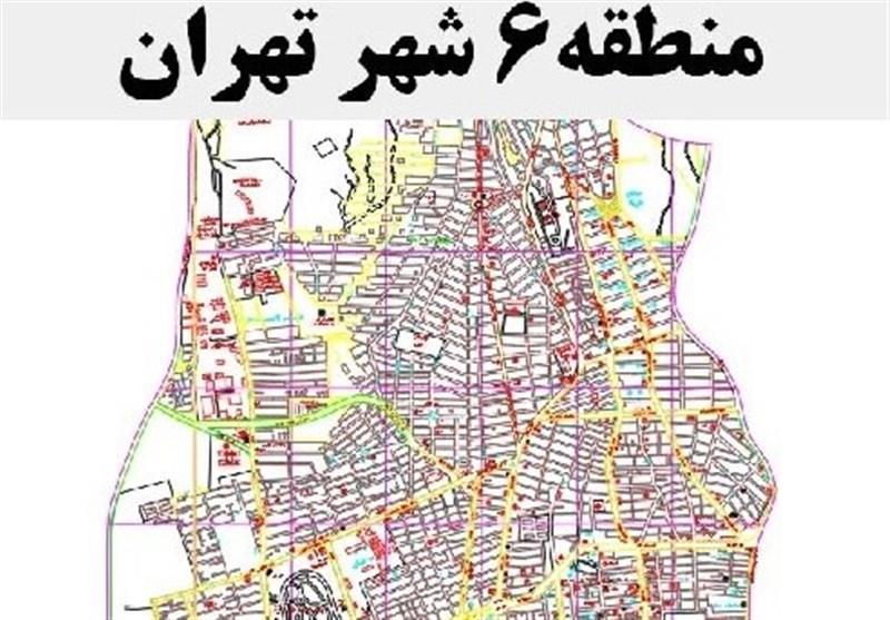 ۲۰ پروژه مدیدریت شهری در منطقه ۶ افتتاح شد