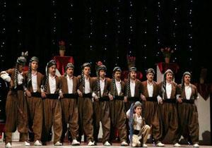 برگزاری سومین جشنواره 'هه لپه رکی' با حضور هنرمندان مهابادی