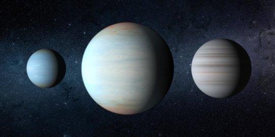 کشف سیارهای جدید در منظومه کپلر/ ستاره شناسان اطلاعات جدید از فضا یافتند