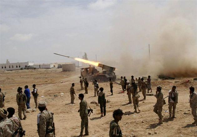 سرنگونی هواپیمای جاسوسی ائتلاف سعودی در جیزان