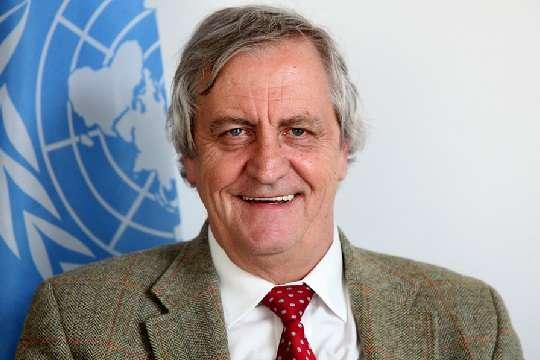 نیکلاس حیسوم به عنوان فرستاده سازمان ملل برای سودان انتخاب شد