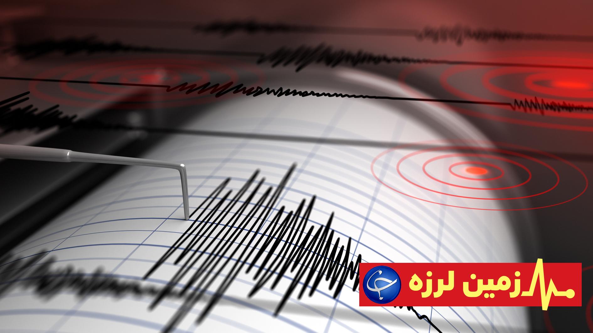 زلزله ۴.۱ ریشتری هجدک کرمان را لرزاند