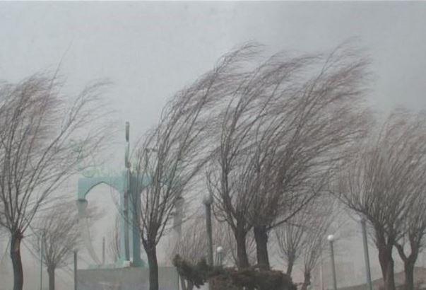 هشدار هواشناسی نسبت به  وزش باد شدید در استان مرکزی