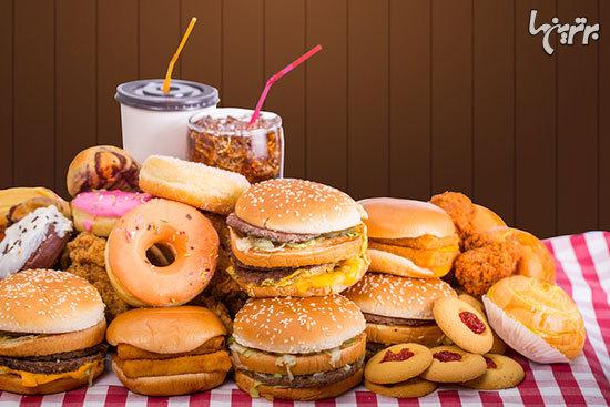 مواد غذایی فرآوری شده چه خطراتی برای انسان دارند؟