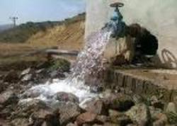 برطرف شدن نوسان فشار آب مشترکان روستایی ماسال