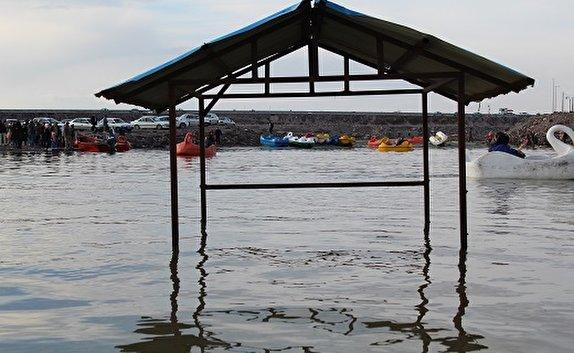 باشگاه خبرنگاران - افزایش ۶۴ سانتی متری تراز دریاچه