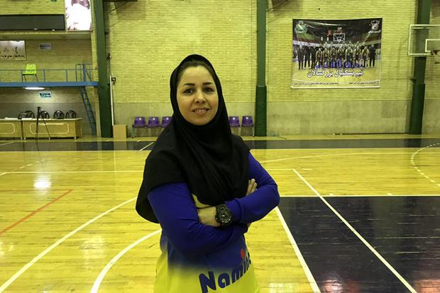 آرا: زیر ساخت والیبال بانوان در اصفهان قوی است