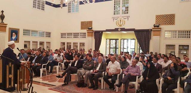 نشست ۱۲۰ تن از فعالان تجاری کشورمان با سفیر ایران در مسقط