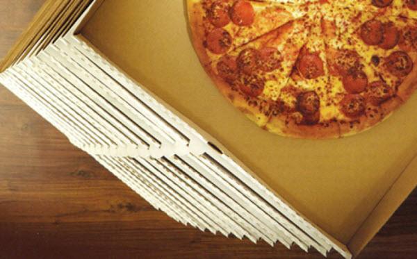 فست فودی با طعم باکتریهای بیماریزا/ماجرای سرو پیتزا در کاغذهایی که ۳ بار بازیافت شده چیست؟