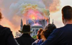 باشگاه خبرنگاران -تصاویر روز: از تظاهرات مخالفان تغییرات آب و هوایی در انگلیس تا تصویری از کلیسای نوتردام پاریس قبل و بعد از وقوع آتشسوزی