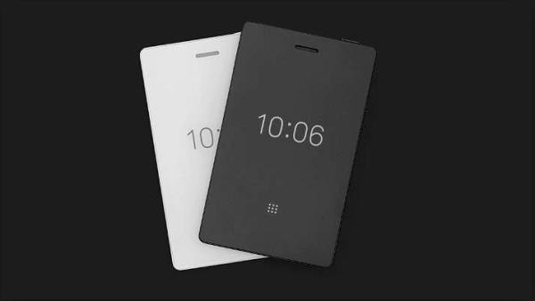 Light Phone تلفن همراهی ساده ولی کارآمد +فیلم
