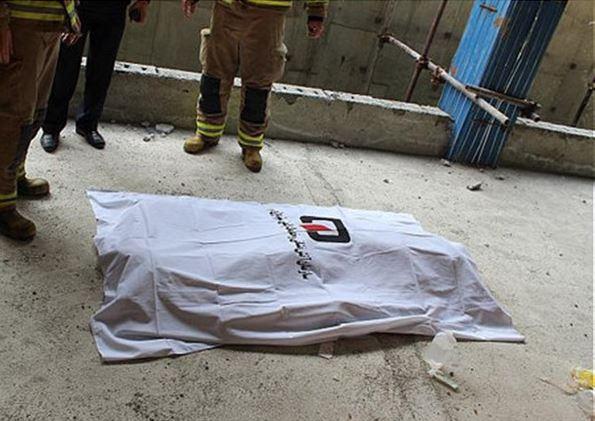 فوت مرد ۴۵ ساله خمینی در سقوط از ارتفاع