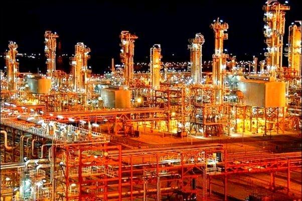 رشد ۷ میلیارد و ۴۰۰ میلیون متر مکعب فرآورش گاز