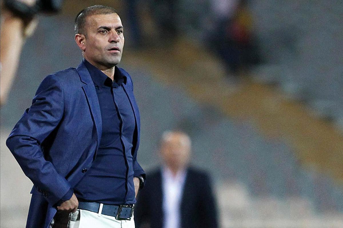 ویسی: پیشنهاد مربیگری از لیگ دسته یک یونان داشتم