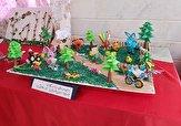 باشگاه خبرنگاران - نمایشگاه دست سازه نوآموزان پیش دبستانی در شاهرود