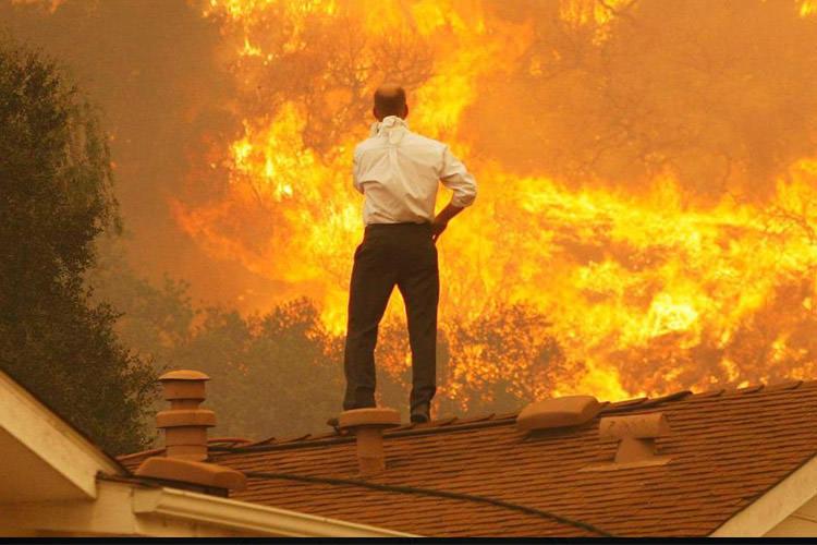 چشم انداز بزرگ ترین فجایع، مهم ترین حوادث تاریخ جهان + عکس