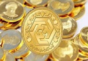 روز// فوری// افزایش ۸۰ هزار تومانی قیمت سکه نسبت به روز گذشته/ حباب سکه به ۳۵۰ هزار تومان رسیده است