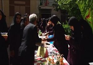 اجرای طرح سیل مهربانی همکلاسیها در یزد