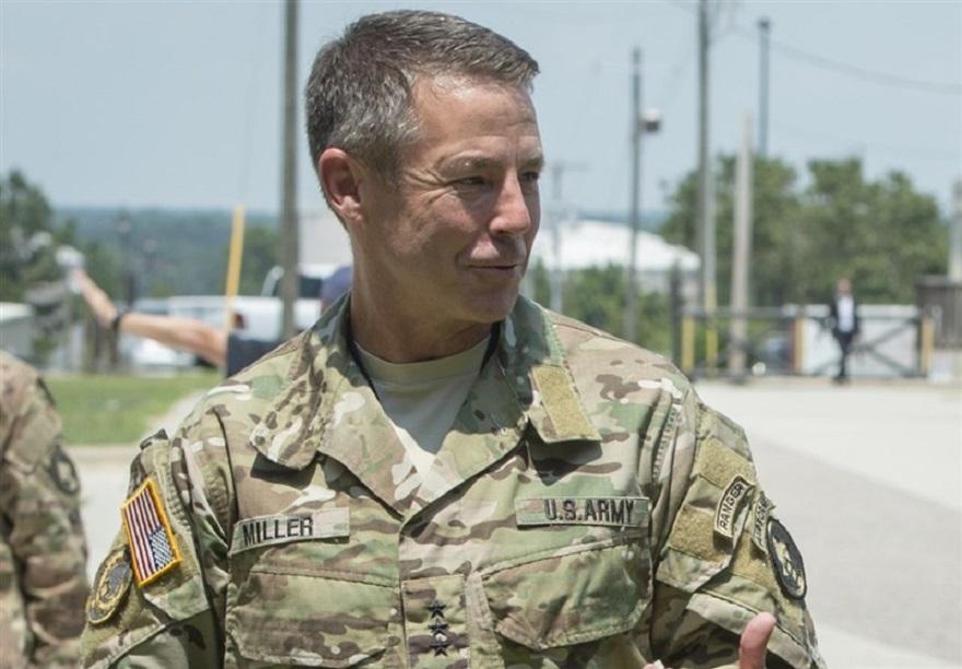 دیدار فرمانده ناتو در افغانستان با نمایندگان طالبان در قطر