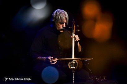 کنسرت شهر خاموش کیهان کلهر